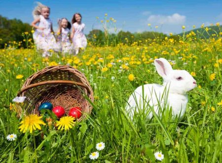 Tempo generalmente più stabile a Pasqua e Pasquetta