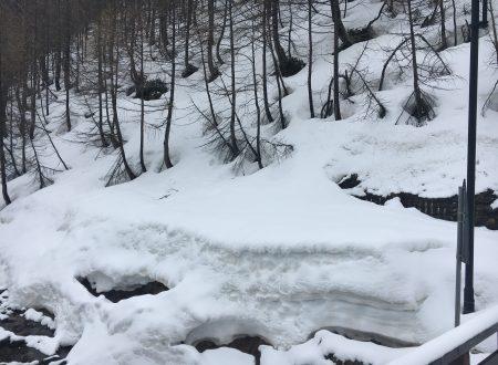 Foto neve di Formazza e Alpe Devero(VB) del 1° maggio 2018