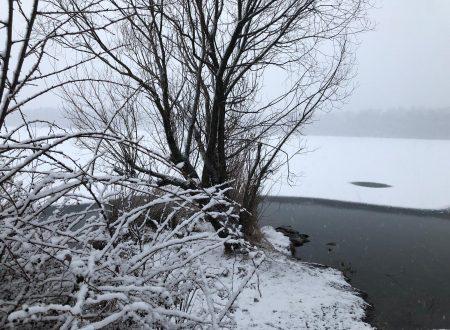 Nevicate abbondanti in arrivo su parte del N Italia