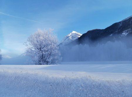 Gli agenti atmosferici in inverno