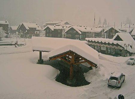 Aggiornamento neve real time