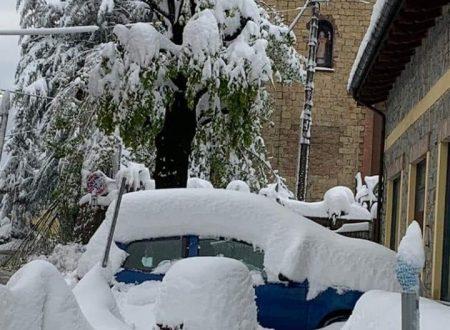 5 maggio, giornata storica per il Nord-est: nevicate fino ai 200 mt in Emilia-Romagna