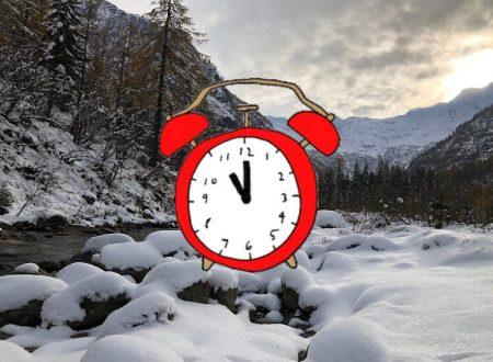 Scatta l'ora della neve anche sulle Alpi occidentali e localmente anche a bassa quota sulle regioni di Nord Ovest