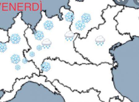 Aggiornamento *neve* per i prossimi giorni