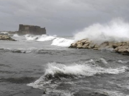 Centro-Sud: condizioni meteo avverse nelle prossime ore (Focus vento)