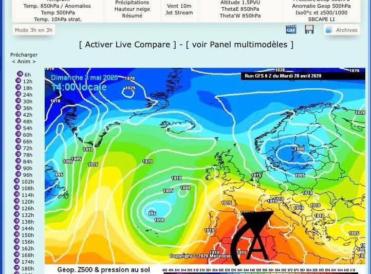 Ancora qualche millimetro di pioggia e poi la prima vera ondata di caldo over 30 al centro-sud Italia?