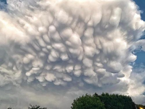 Attenzione ai temporali attesi da Sabato al Nord