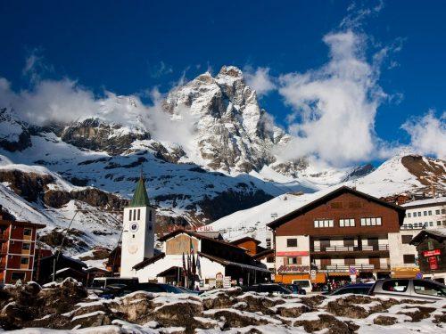 """Valle D'Aosta: la nevicata da """"sfondamento"""""""