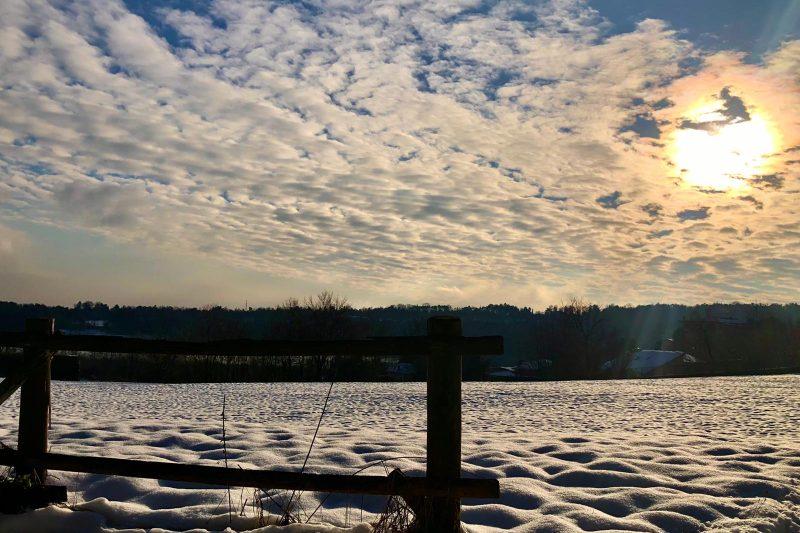 Tutta la neve attesa sulle regioni di Nord Ovest a Capodanno