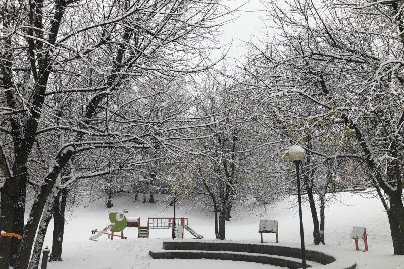 Nuove nevicate in arrivo fino a bassa quota sulle regioni di Nord Ovest.